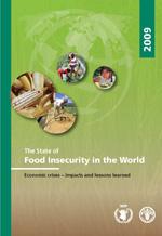 Rapporto della FAO: 'Insicurezza alimentare mondialé (ottobre 2009)