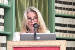 Sen. Maria Rizzotti, Vicepresidente della Commissione Sanità del Senato