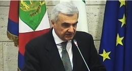 Il Ministro della Salute Renato Balduzzi (Roma, Ministero della Salute-sede dell'Eur, 11 dicembre 2012)
