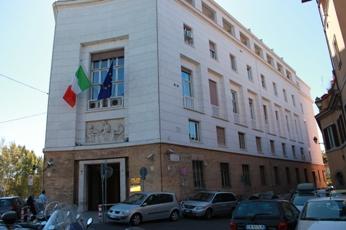 Ministero della Salute (via Lungotevere, Roma)