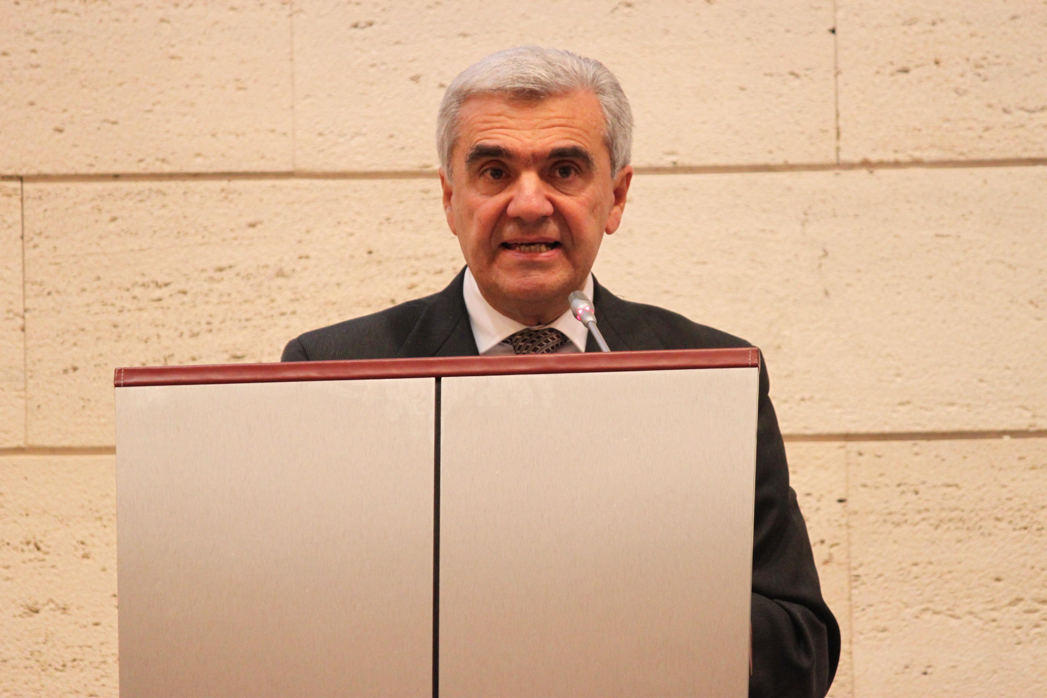 Il Ministro della Salute Balduzzi