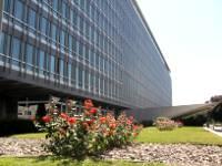Edificio dell'OMS a Ginevra