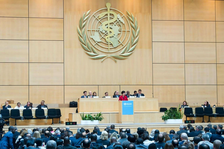 Assemblea annuale Oms (Foto Who-V. Martin)