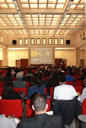 Sala conferenze vaticana San Pio X