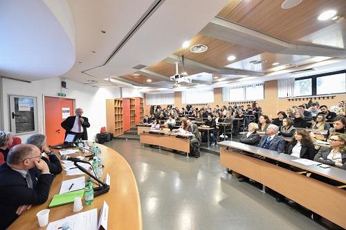 Evento del 18 novembre 2015, Università Sapienza di Roma (Foto cortesia IBSE Foundation)