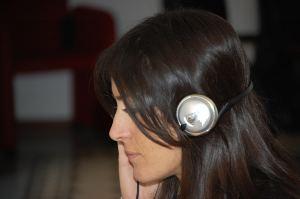 Ascolto di una web radio
