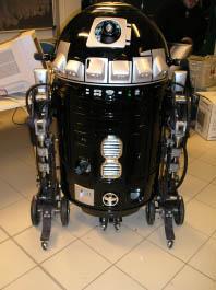 Generico robot fantascientifico (esemplificativo)
