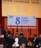 VIII assemblea generale della IAPB