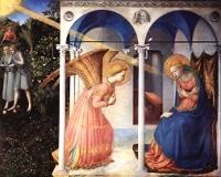 LAnnunciazione del Beato Angelico (Madrid, Museo del Prado)