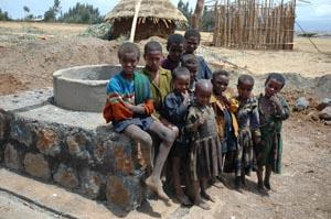 Pozzi in Etiopia