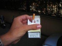 Foto: pacchetto di sigarette