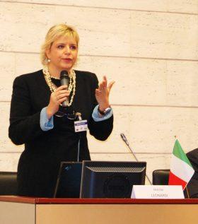 Prof. Matilde Leonardi, curatrice del libro bianco (invalidità civile in Italia)
