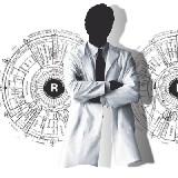 Medico oculista (sagoma)