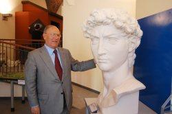 Avv. Giuseppe Castronovo al museo tattile multimediale di Catania