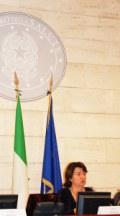 Il Sottosegretario al Welfare Eugenia Roccella
