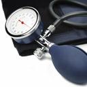 Foto: sigmomanometro (strumento di controllo della pressione sanguigna)