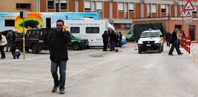Unita operativa oftalmica e 2 unita mobili della IAPB Italia onlus