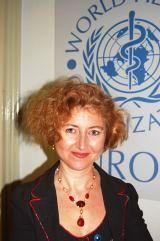 Francesca Racippi, Oms Europa