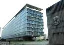 Quartiere generale OMS di Ginevra