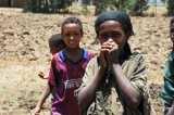 Giovani etiopi