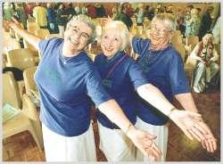 L'attività fisica fa bene alla salute anche se si è anziani