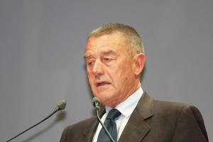 Ministro della Salute Ferruccio Fazio al Sanit (Roma, 16 giugno 2011)