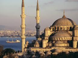 Santa Sofia a Istanbul (Turchia)