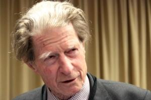 Il Premio Nobel 2012 per la Medicina e la Fisiologia John Gurdon (12 aprile 2013)