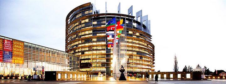 Europarlamento (sede di Strasburgo, in Francia)