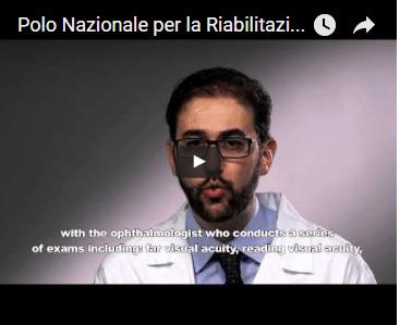 Polo Nazionale di Servizi e Ricerca per la Prevenzione della Cecità e la Riabilitazione Visiva degli Ipovedenti