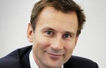 Il Ministro della Salute britannico Jeremy Hunt