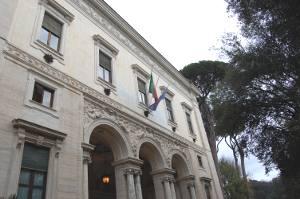 Edificio del Censis (che ha curato il nuovo Rapporto sulla sostenibilità del welfare)