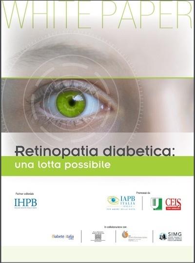 White Paper sulla retinopatia diabetica