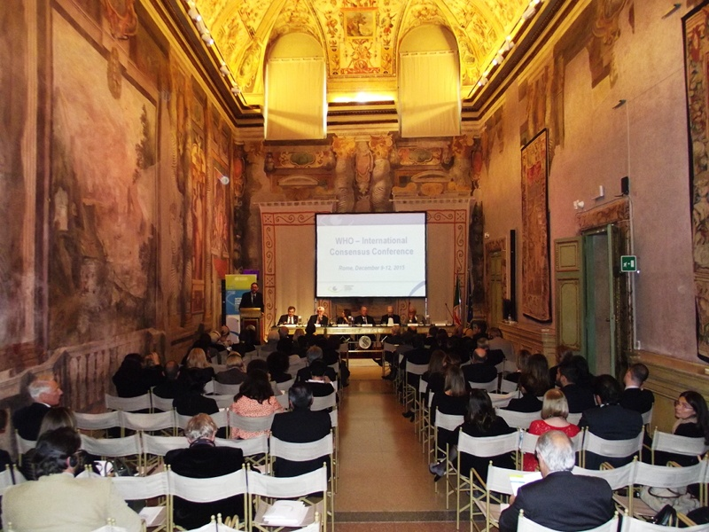 Sala Zuccari del Senato (foto d'archivio)