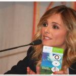 Francesca Fialdini (Rai Uno), moderatrice della conferenza presso il Senato per la Giornata mondiale della vista