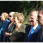Visita dei Giardini del Quirinale con un gruppo di ipovedenti (lungo un percorso dedicato)