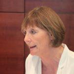 Julie Heraghty (Direttore esecutivo Macular Disease Foundation Australia), Roma, 9 settembre 2014