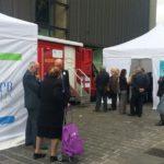 Campagna in piazza con check-up retinici gratuiti e distribuzione di opuscoli informativi