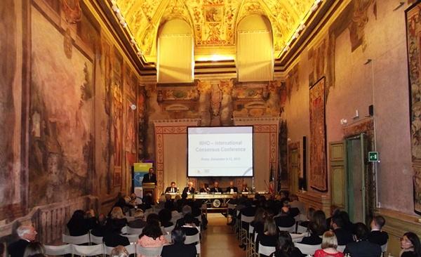 Consensus Conference 2015 Roma