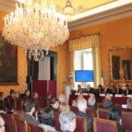Pubblico nella Sala Aldo Moro, Camera dei Deputati, 9 ottobre 2014 per la Giornata mondiale della vista