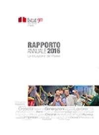 Istat copertina rapporto annuale