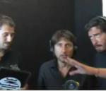 Trio Medusa (Le Iene) per la IAPB Italia onlus