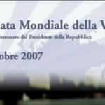 Giornata mondiale della vista 2007