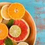 Arance vitamina C