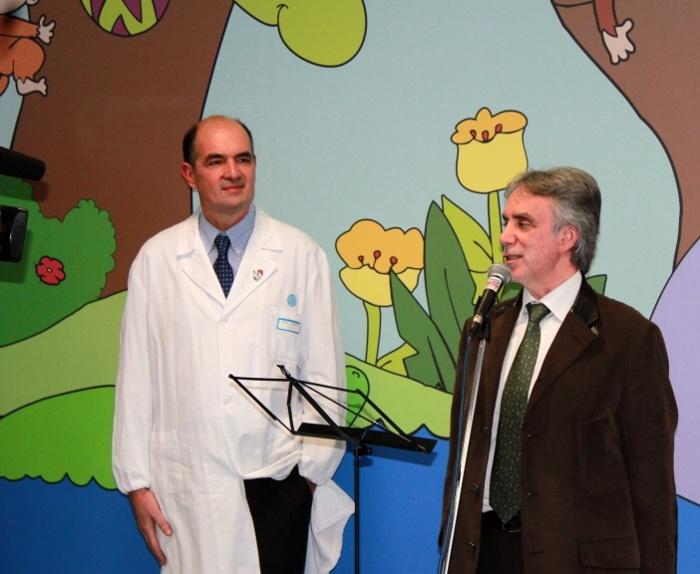 Centro Diagnostica E Riabilitazione Visiva Bambini Con Deficit Sensoriali (inaugurazione:13-12-2012)