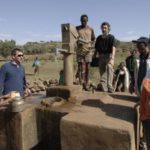Pozzo realizzato grazie alla IAPB Italia onlus in una regione rurale dell'Etiopia per prevenire il tracoma (2008)