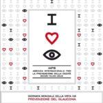 Locandina Giornata Mondiale della vista, prevenzione del glaucoma 2008