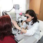 Controlli oculistici gratuiti al Gemelli con la IAPB Italia onlus (11-12 marzo 2013) a bordo di una Unità mobile oftalmica