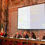 Palazzo Giustinani, conferenza nella Sala Zuccari, Senato della Repubblica (12 ottobre 2011)