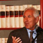 On. Giuseppe Palumbo, Presidente della Commissione Affari Sociali della Camera dei Deputati (Giornata mondiale della vista, 11 ottobre 2012, Palazzo San Macuto)